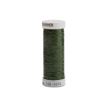 Sulky Holoshimmer Metallic #6056 Pine Green 250 yd Thread