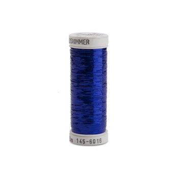 Sulky Holoshimmer Metallic #6016 Dk. Blue 250 yd Thread