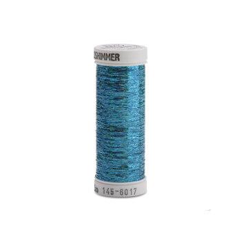 Sulky Holoshimmer Metallic #6017 Peacock Blue 250 yd Thread