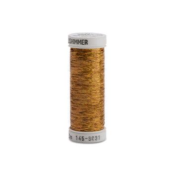 Sulky Holoshimmer Metallic #6031 Orange 250 yd Thread