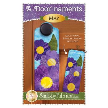 A-door-naments - May - Pattern