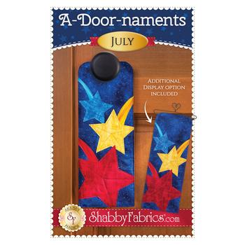 A-door-naments - July - Pattern