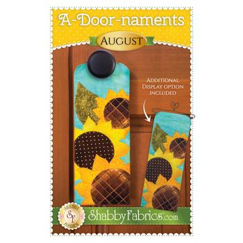 A-door-naments - August - Pattern