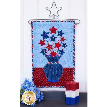 Blooming Series - Stars - July - Pattern