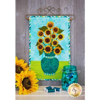 Blooming Series - Sunflowers - August - Pattern