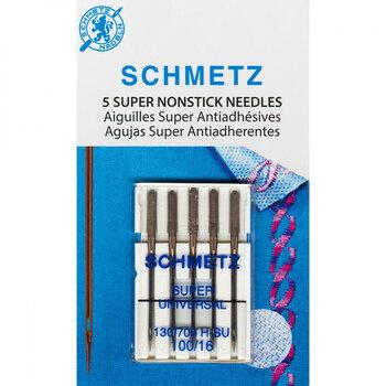 Schmetz Super Nonstick Needles - Size 100/16 5ct