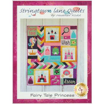 Fairy Tale Princess Pattern