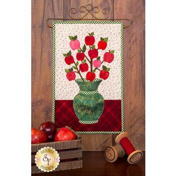 Blooming Series - Apples - September - Pattern