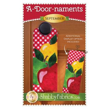 A-door-naments - September - Pattern