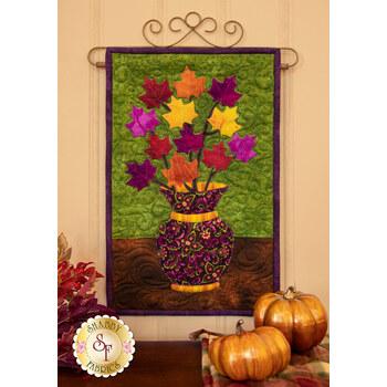 Blooming Series - Leaves - November - Pattern
