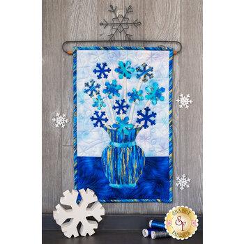Blooming Series - Snowflakes - January - Pattern