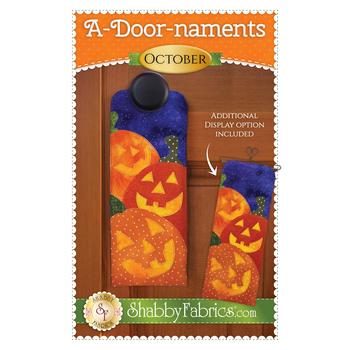 A-door-naments - October - Pattern