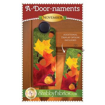 A-door-naments - November - Pattern