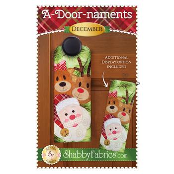 A-door-naments - December - Pattern