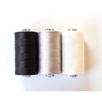 Neutral Piecing - 3pc Konfetti Thread Set