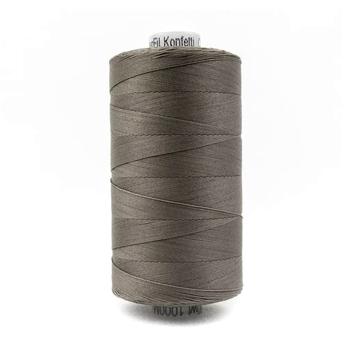 Konfetti Thread KT804 Brown Grey - 1000m