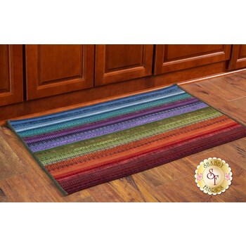 Jelly Roll Rug 2 Kit - Woolies Flannel Colors