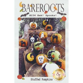 Eek! Spooks! Stuffed Pumpkins Pattern