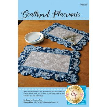 Scalloped Placemats Pattern