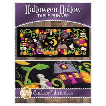 Halloween Hollow Table Runner - Pattern