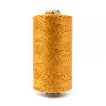 Konfetti Thread KT402 Drab Orange - 1000m