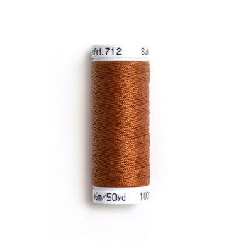 Sulky 12 wt Cotton Petites Thread #1056 Med. Tawny Tan - 50 yds