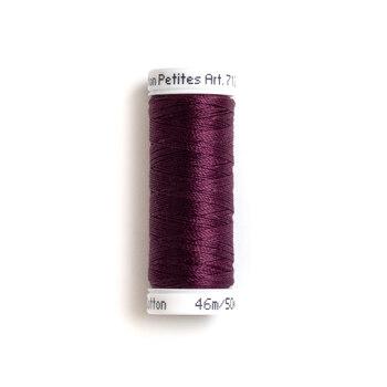 Sulky 12 wt Cotton Petites Thread #1189 Dk. Chestnut - 50 yds