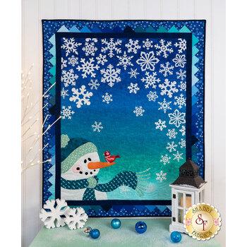 Whimsical Winter Quilt Kit