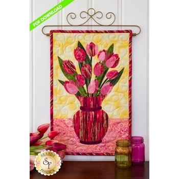 Blooming Series - Tulips - April - PDF Download