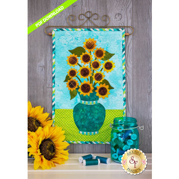Blooming Series - Sunflowers - August - PDF Download