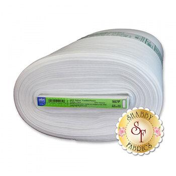 Fusible Fleece 987F White by Pellon