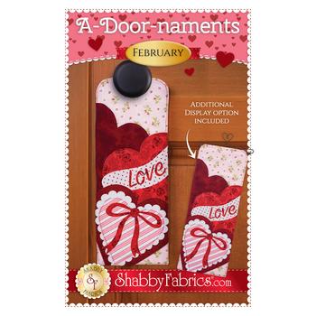 A-door-naments - February - Pattern