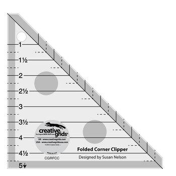 Creative Grids Folded Corner Clipper Tool #CGRFCC