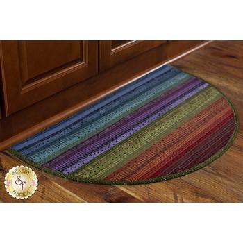 Slice Rug Kit - Woolies Flannel - Colors