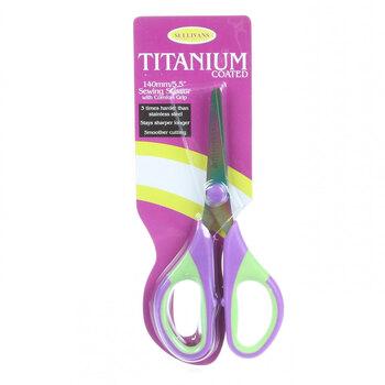 """5½"""" Titanium Coated Sewing Scissors"""