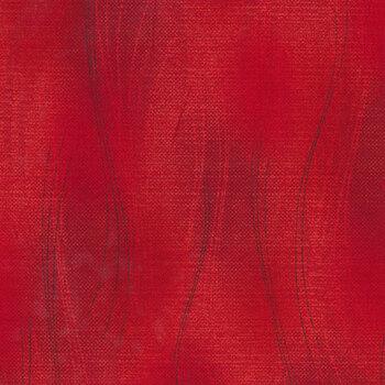 Amber Waves 3200-3 Geranium by Jinny Beyer for RJR Fabrics