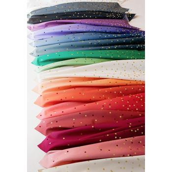 Ombre Confetti Metallic New  17 FQ Set by Moda Fabrics
