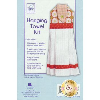 Hanging Towel Kit - Towel and Batting