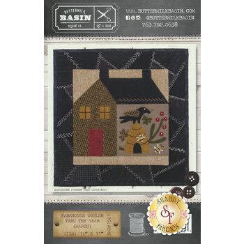 Farmhouse Woolen Thru The Year - March Pattern