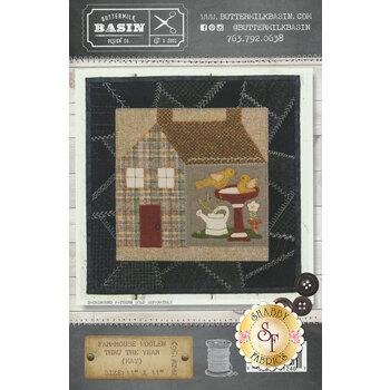 Farmhouse Woolen Thru The Year - May Pattern
