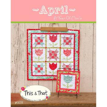 A Year Of Mini's Pattern - April