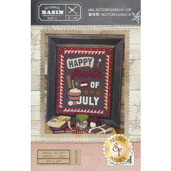 Chalk It Up! Series - July Pattern