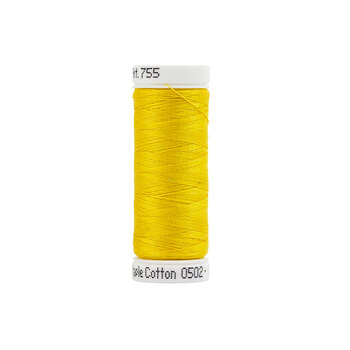 Sulky 50 wt Cotton Thread #0502 Cornsilk - 160 yds