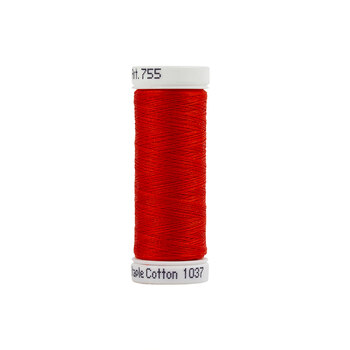 Sulky 50 wt Cotton Thread #1037 Light Red - 160 yds