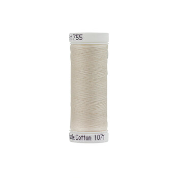 Sulky 50 wt Cotton Thread #1071 Off White - 160 yds