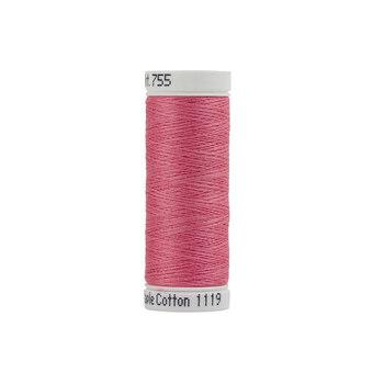 Sulky 50 wt Cotton Thread #1119 Dark Mauve - 160 yds