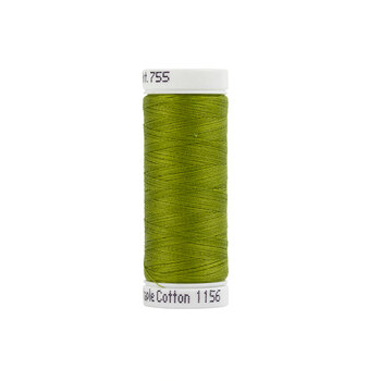 Sulky 50 wt Cotton Thread #1156 Light Army Green - 160 yds