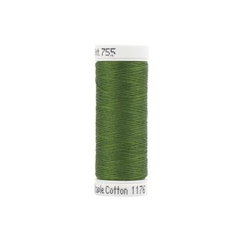 Sulky 50 wt Cotton Thread #1176 Medium Dark Avocado - 160 yds