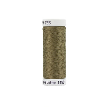 Sulky 50 wt Cotton Thread #1180 Truffle Taupe - 160 yds