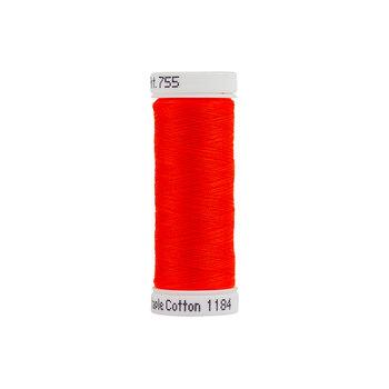 Sulky 50 wt Cotton Thread #1184 Orange Red - 160 yds